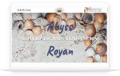 Accueil site abyss royan